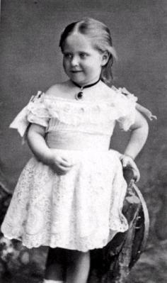 Принцесса Аликс Гессенская. 5 лет