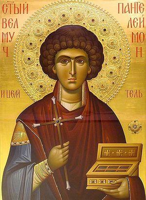 Икона московского Сретенского монастыря, написанная на Святой горе Афон