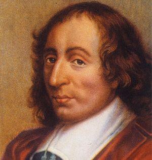 Ученый и философ Блез Паскаль