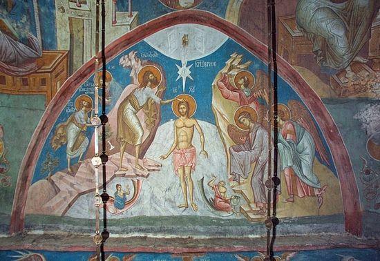Visoki Decani Monastery, Serbia and Metohija, XIV century