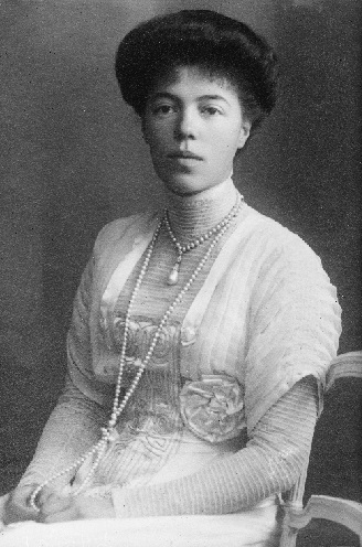 Her Imperial Majesty, Grand Duchess Olga Alexandrovna