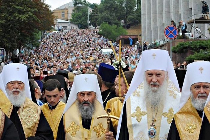 Image result for ukrainian cross procession