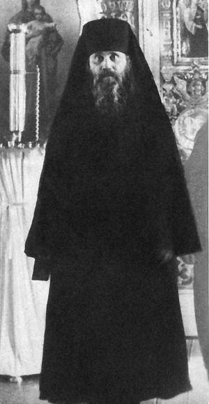 Hierodeacon Ephraim.