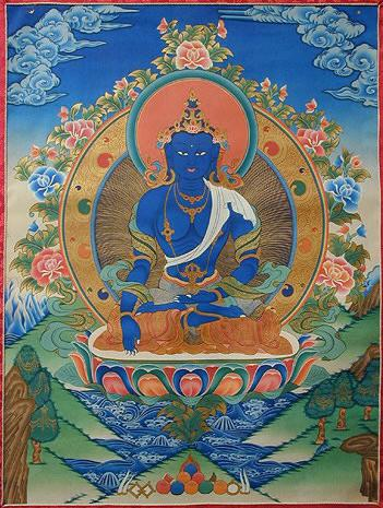 Akshobhya Buddha - The 7 pillars of mindfulness - #2 patience