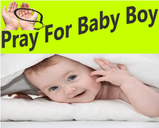 Talisman for baby boy