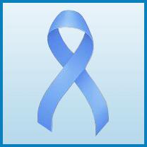 Prostate Cancer ribbon color
