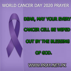 world cancer day 2020 pray for cancer patients