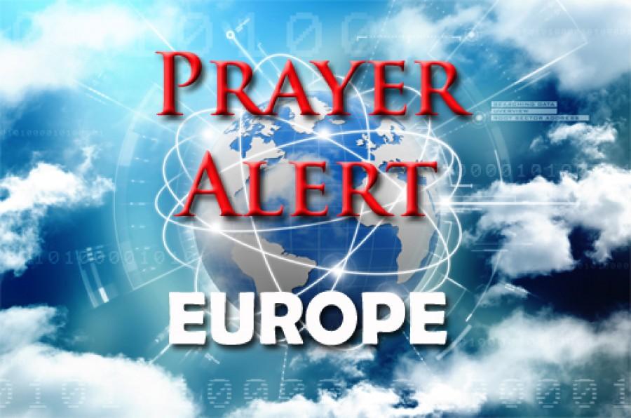 Canopy of prayer: Spain