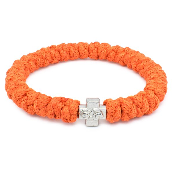 Orange Prayer Bracelet-0