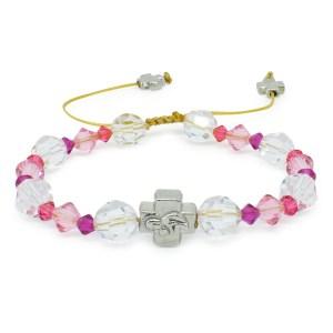 "Grandioses orthodox Armband mit Swarovski Element Kristallen ""Zoe"""