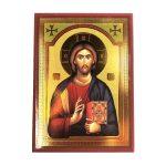 Lord Jesus Christ the Teacher Orthodox Icon.