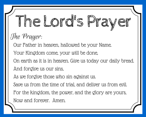 How often do you really pay attention to words you pray in the Lord's Prayer? Try these 3 ways to pray the Lord's Prayer more effectively and powerfully so it makes a fresh impact in your life. Join the 40-day prayer challenge to pray the Lord's Prayer line by line and explore the meaning of each word for your life.