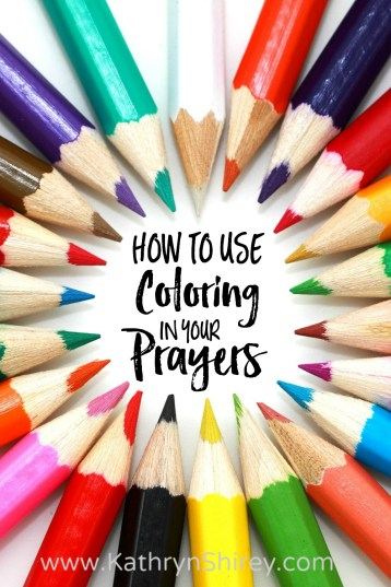 Do you love coloring? Did you know you can use coloring as a form of prayer? Learn more about the ancient practice of praying through art and connect to God in a new way. {+free printable prayer card}