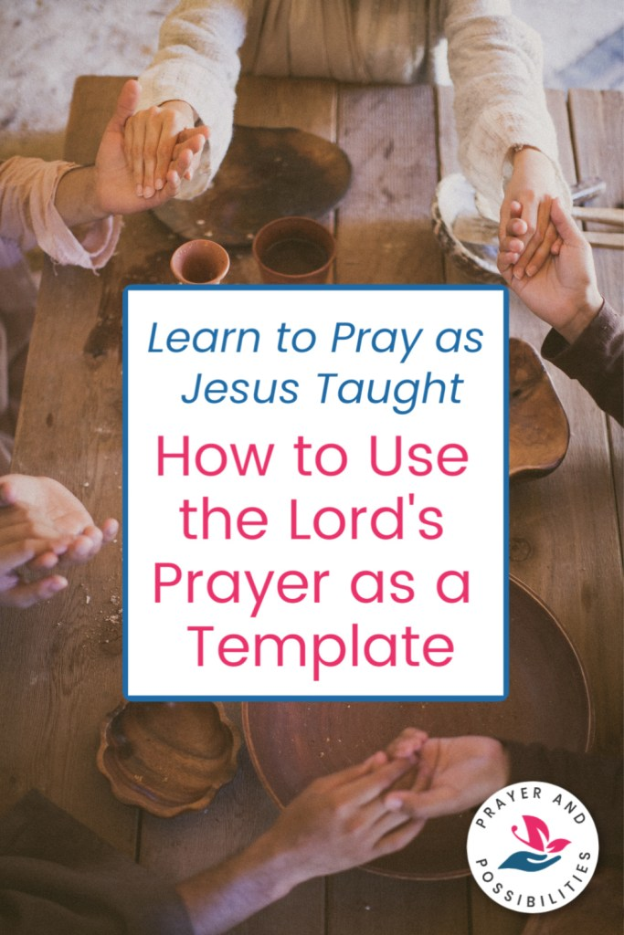 Praying the Lord's Prayer is powerful, but how deeply are you praying it? Go deeper by praying the Lord's Prayer line by line. Learn to pray as Jesus taught