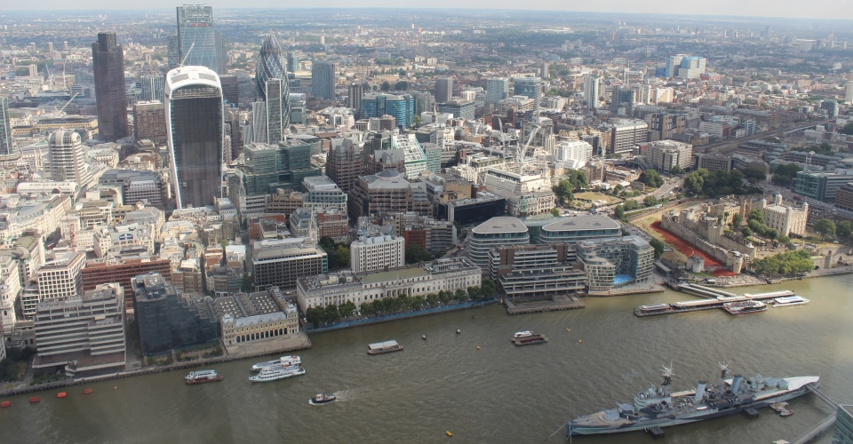 Is London a Tax Haven?