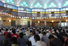 What Is the Intention For Friday Prayer