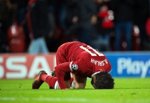 Why Does Mohamed Salah Make Prostration After Scoring Goals?