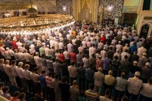 Taraweeh Prayer During Ramadan