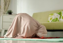 Ruling on Prayer of One Who Falls Asleep in Sujud