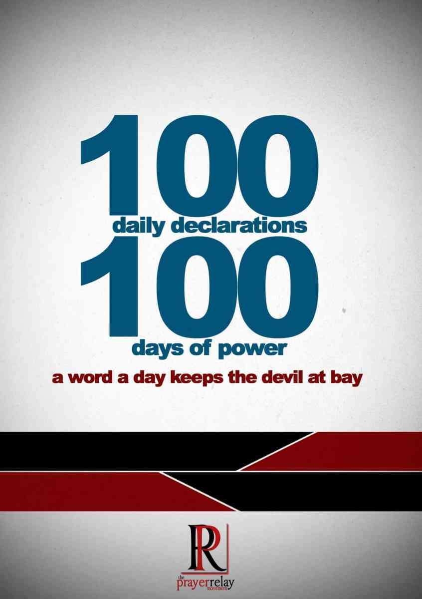 100 Daily Declarations