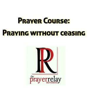 praying without ceasing 1