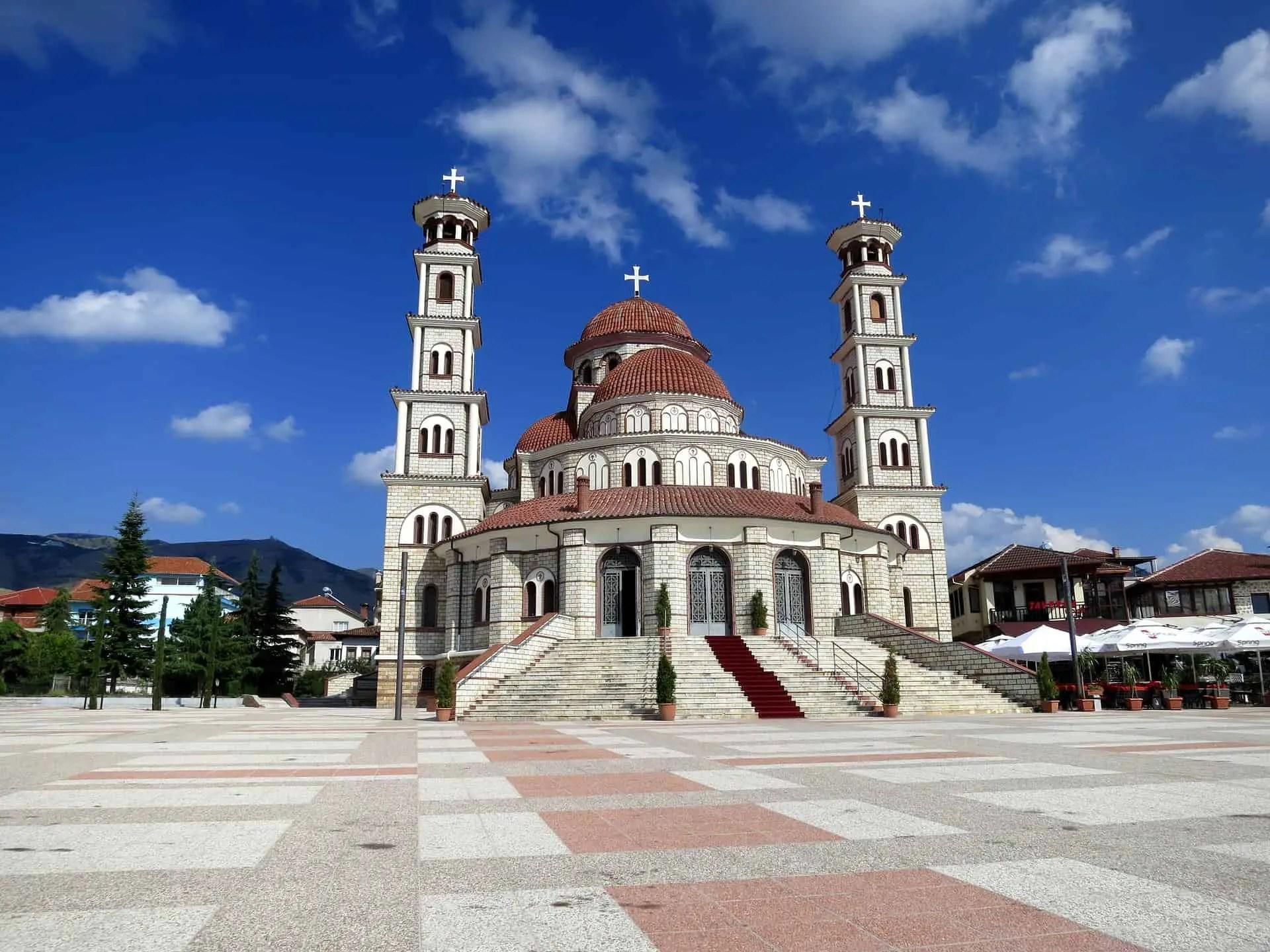 church in albania