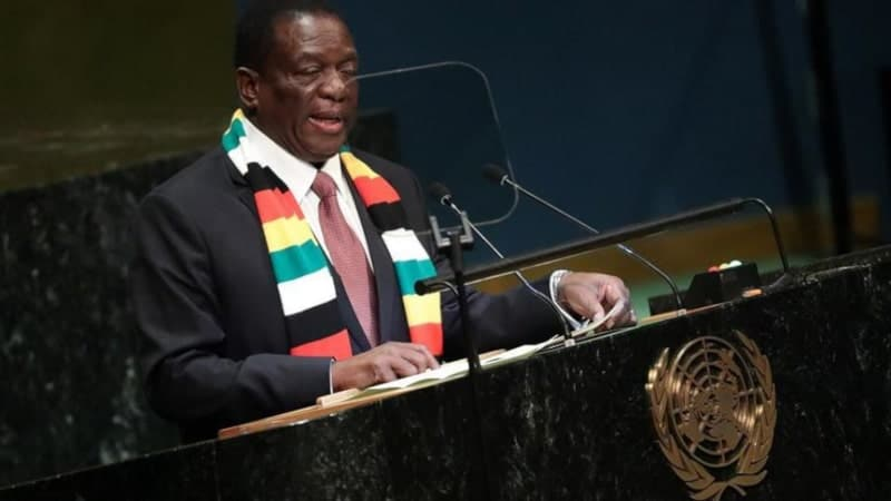 pray for Zimbabwe's leadership