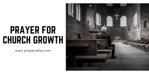 Prayer for Church Growth