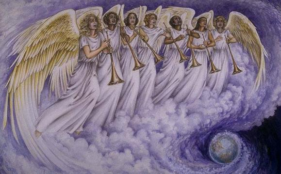 angelic trumpets