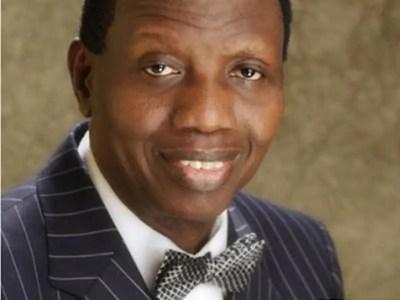 pastor adeboye portrait