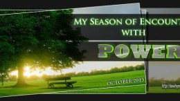 Seasons of Power Encounter