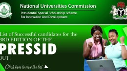 Presidential Special Scholarship Scheme for Innovation and Development (PRESSID)