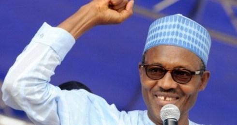 BUHARI - NIGERIAN PRESIDENT