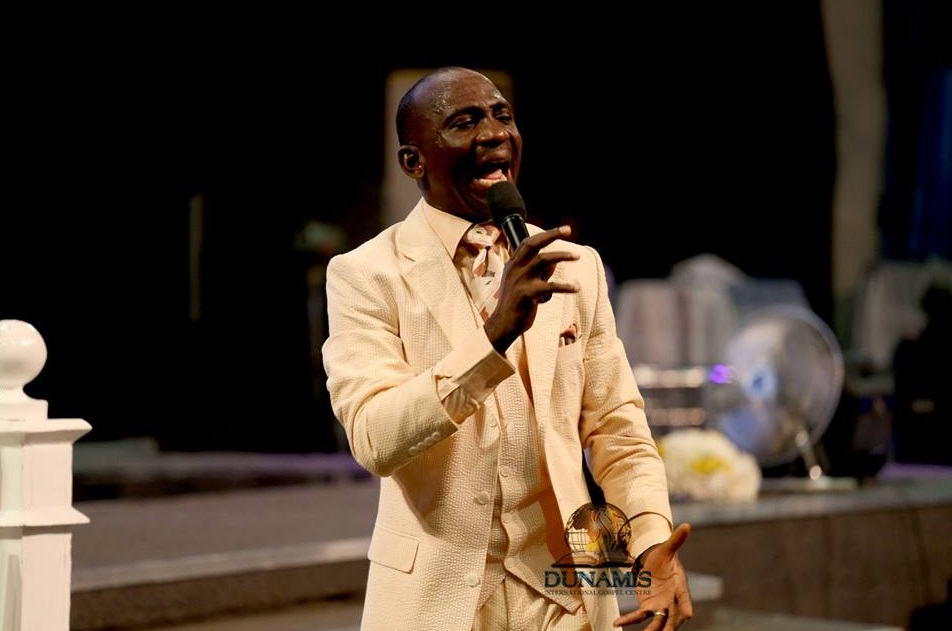 PRAYERS and Prophetic Declarations by Dr  Paul Enenche – PRAYERS FIRE