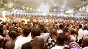 BISHOP DAVID OYEDEPO AT FAITH TABERNACLE