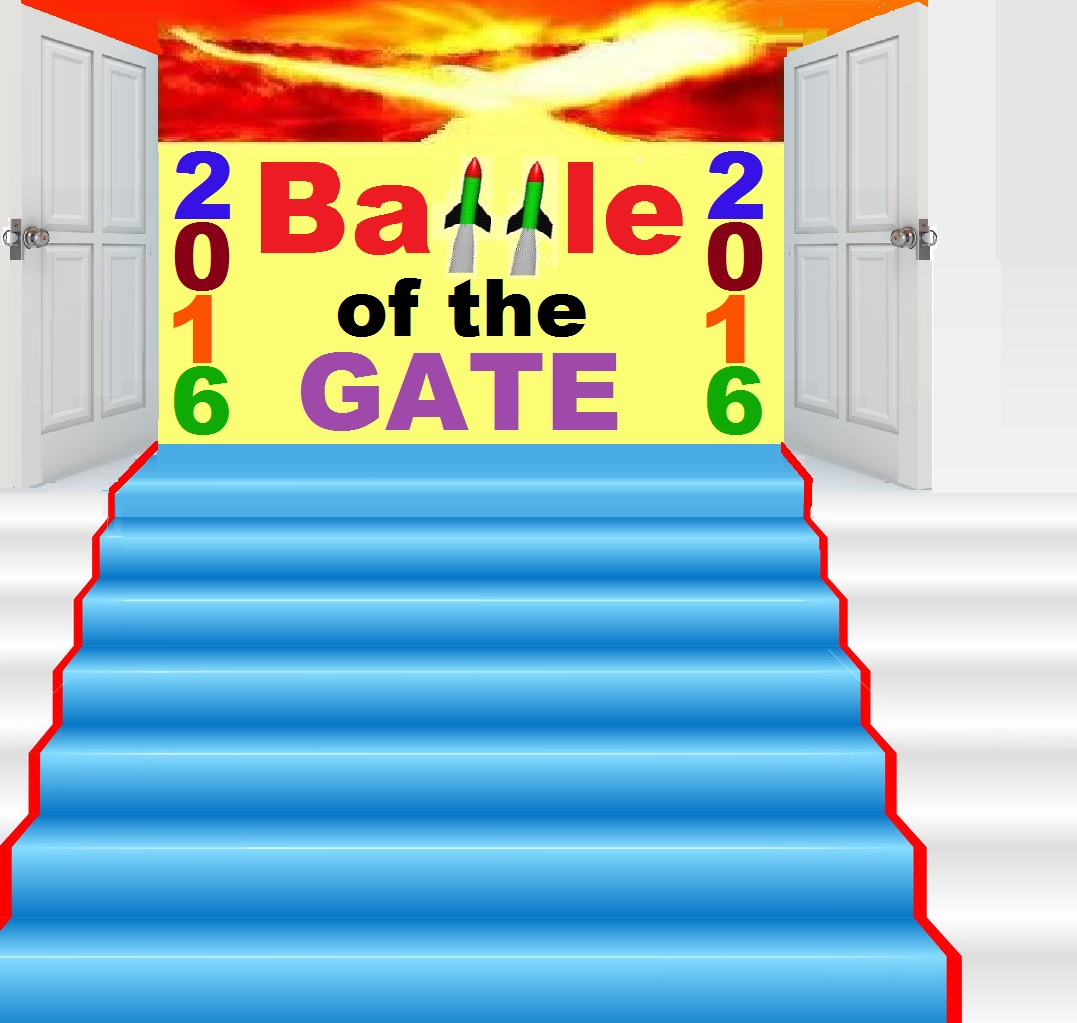 Battle of the GATE 2016