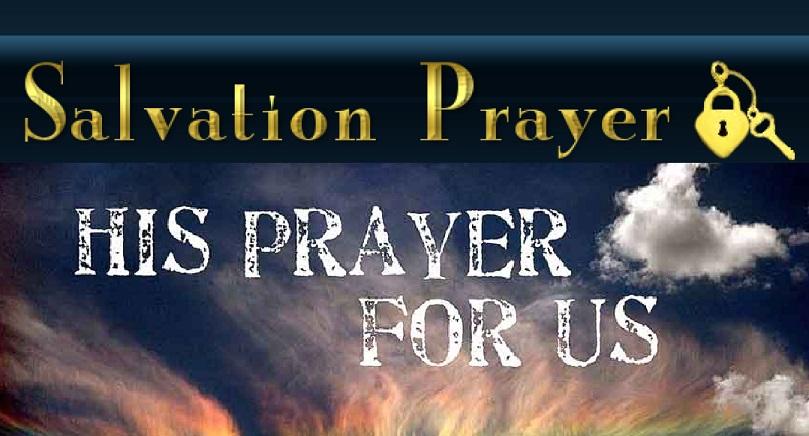 SALVATION PRAYERS