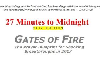 Prophetic Prayer Points