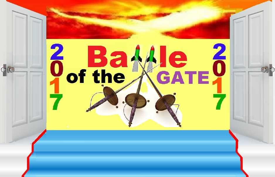 DAY 7 FAST BREAKING PRAYERS FOR BATTLE OF THE GATE 2017 – JAN. 17TH 2017