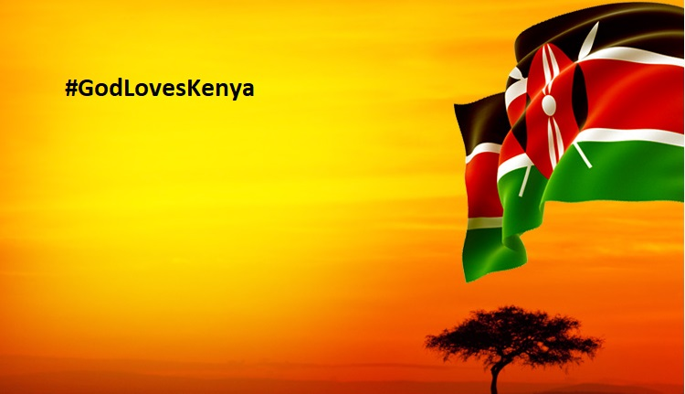 KENYA PRAYS