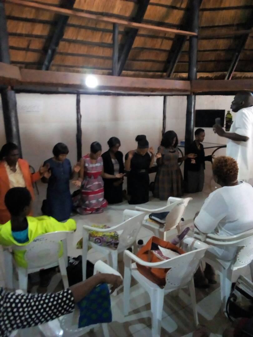 ZIMBABWEAN RABBONI DISCIPLESHIP TRAINING (RDT) CONFERENCE