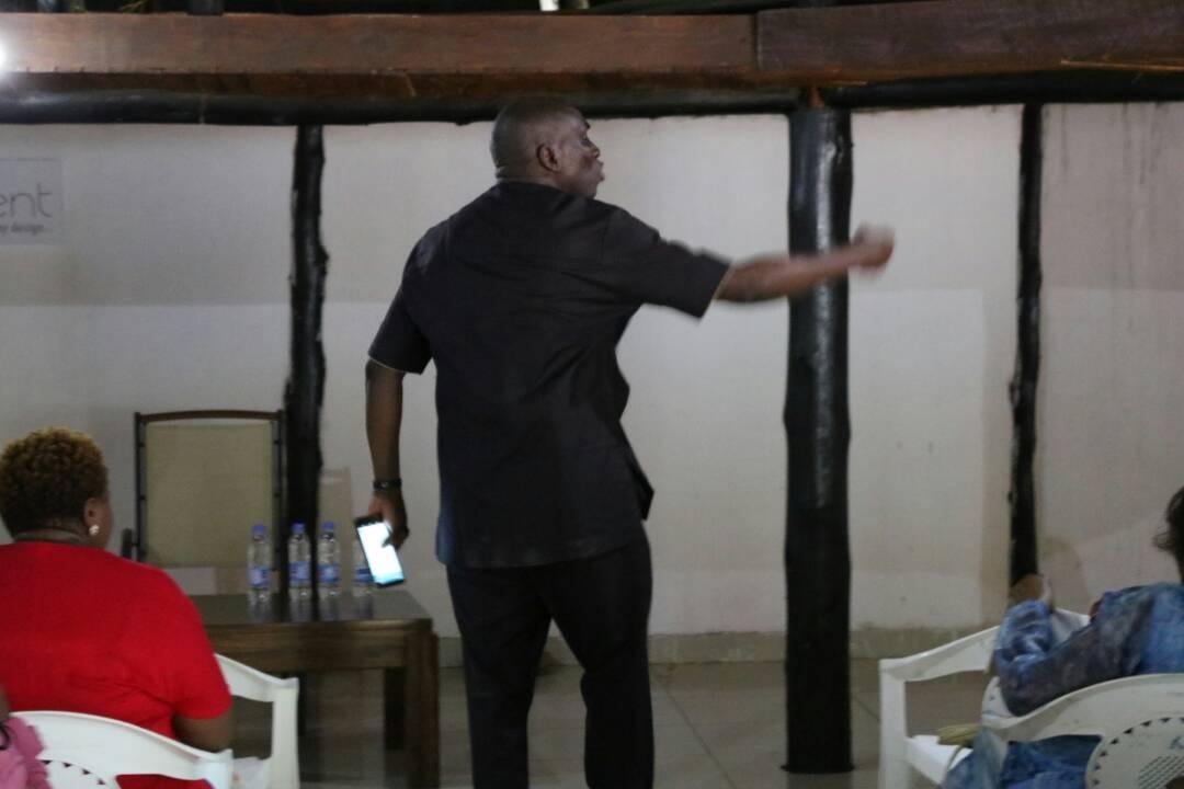 ZIMBABWE RDT 50 TEACHING SESSION