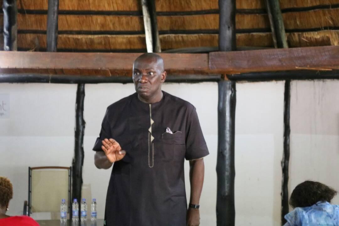 ZIMBABWE RDT 51 TEACHING SESSION