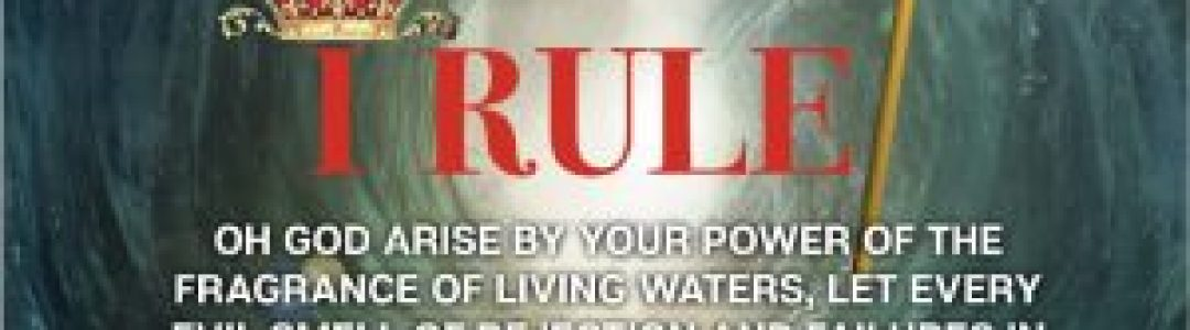 I RULE - LIVING WATERS