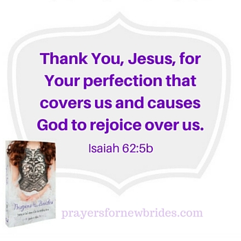 God rejoices over us