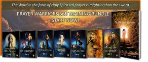 Prayer Warriors 365 in Training Digital Package