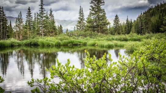 Blue Lakes Reservoir, Colorado