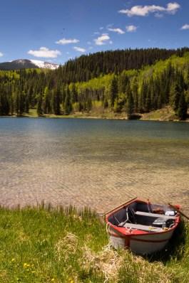 Sylvan Lake, Colorado