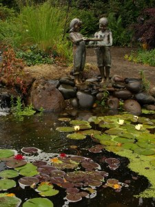 Oregon Gardens, Silverton, Oregon