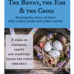 The Bunny, The Egg, & The Cross by Nadine (eBook Review and Coupon Code!)